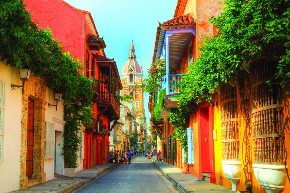 Viajes Circuitos Tours a Colombia